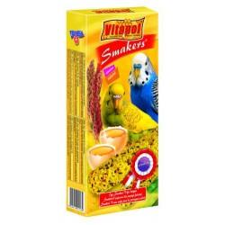 Vitapol kolby jajeczne dla papużki falistej (2 sztuki)