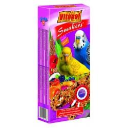 Vitapol kolby owocowe dla papużki falistej (2 sztuki)