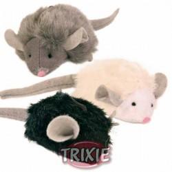 Myszka dźwiękowa z kocimietką Trixie