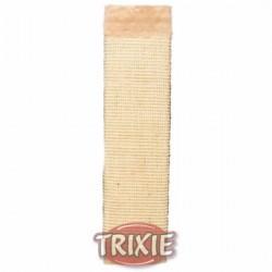 Drapak dla kota prostokątny 62cm z pluszem Trixie (brązowy)