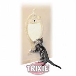 """Drapak - zabawka dla kota """"ryba"""" z kocimiętką Trixie"""