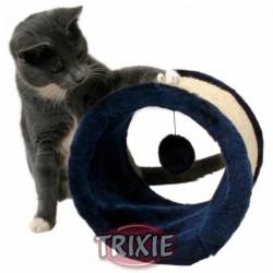 Drapak dla kota wałek pluszowy z zabawką Trixie