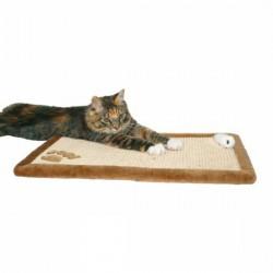 Drapak - dywanik dla kota z  myszką 55cm Trixie