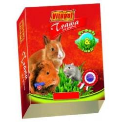 Vitapol trawa dla gryzoni (pudełko)