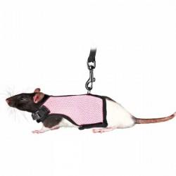 Szelki dla szczura miękkie Trixie
