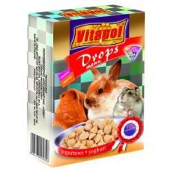 Vitapol dropsy dla gryzoni jogurtowe