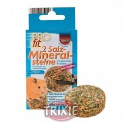 Sól ziołowa dla małych gryzoni Trixie (2 szt.)