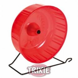 Kołowrotek dla chomika 16cm na podstawce Trixie
