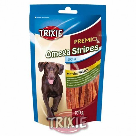 Paski dla psa z piersi kurczaka Trixie Omega Stripes