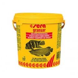 GRANUAR - pokarm granulowany dla dużych ryb wiadro 10l