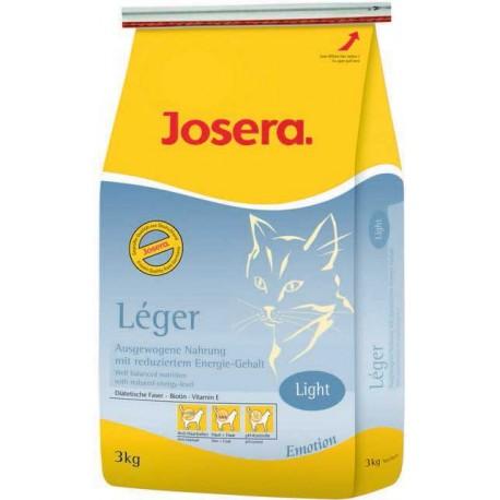 Josera Leger 10kg, karma dla kotów z nadwagą i kastratów