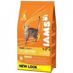 IAMS ADULT CHICKEN - koty dorosłe, z kurczakiem