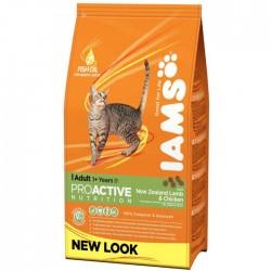 IAMS ADULT LAMB - koty dorosłe, z jagnięciną