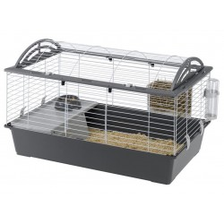 Klatka dla królika Ferplast Casita 100 z wyposażeniem