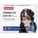 """BEAPHAR VERMICON Line-on DOG - preparat dla psa przeciwko pchłom i kleszczom """"L"""""""