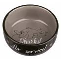 Miska ceramiczna dla kota 0,3l Trixie