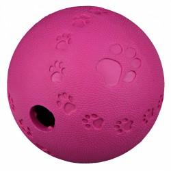 Piłka na przysmaki gumowa 11cm Trixie Labyrinth Snacky