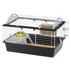 Klatka dla królika lub fretki Ferplast Casita 80 z wyposażeniem