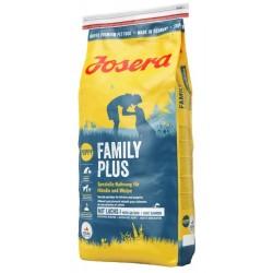 Josera Family Plus 15kg, karma dla szczeniąt i suk karmiących z rybą