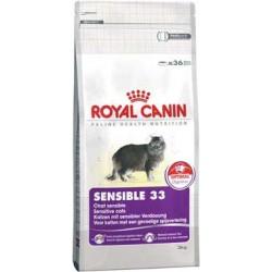 SENSIBLE 33 - 2 kg - koty wrażliwe lub wybredne