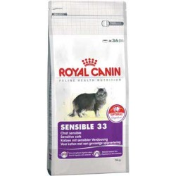 SENSIBLE 33 - 4 kg - koty wrażliwe lub wybredne
