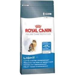 LIGHT 40 - 2 kg - koty dorosłe z nadwagą