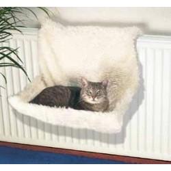 Hamak dla kota wieszany na kaloryferze