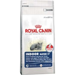 INDOOR MATURE 27 - 1,5 kg - koty powyżej 10 lat
