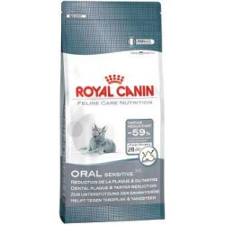 ORAL SENSITIVE 30 - 3,5 kg - higiena jamy ustnej