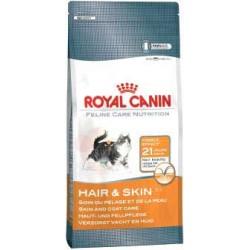 HAIR & SKIN 33 - 0,4 kg - koty dorosłe - wrażliwa skóra, piękna