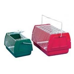 Klatka dla ptaka - box transportowy duży