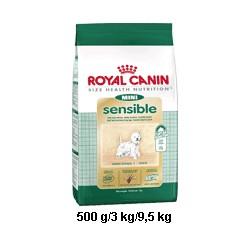 MINI SENSIBLE - 9,5 kg - psy ras małych dorosłe, wrażliwe i wybr