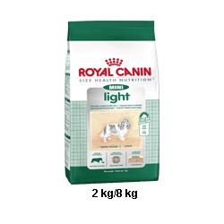 MINI LIGHT - 2 kg - psy ras małych dorosłe, z nadwagą