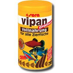 VIPAN - w dużych płatkach - pokarm dla ryb ozdobnych
