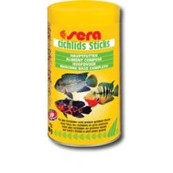 CICHLIDS STICKS - pokarm w pałeczkach dla pielęgnic i dużych ryb