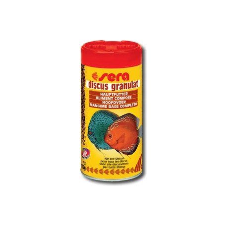 DISCUS GRANULAT - pokarm granulowany dla paletek