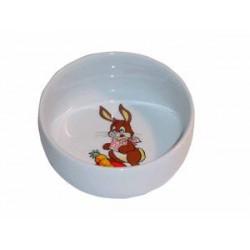 Miska ceramiczna dla królika, ø 11 cm / 300ml