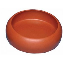 Miska ceramiczna 250 ml dla gryzoni okrągła