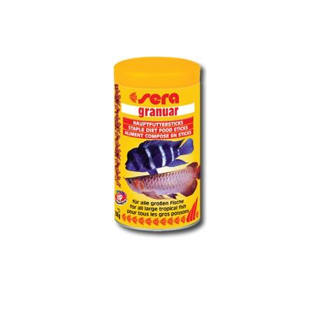 GRANUAR - pokarm granulowany dla dużych ryb